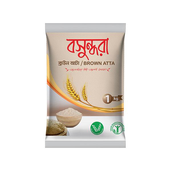 Bashundhara Brown Atta